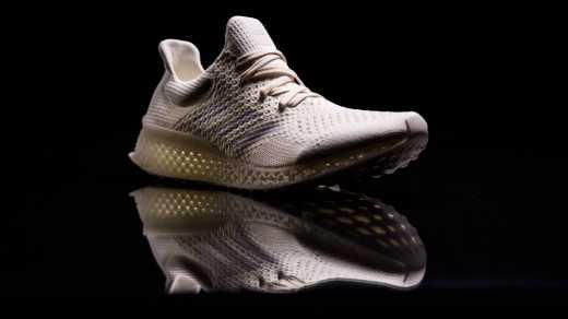 В Adidas анонсировали изготовления персональных кросовок