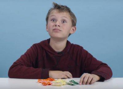 Американські діти були в шоці від українських цукерок