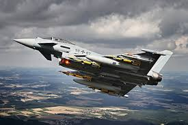 Завтра у повітряному просторі Естонії будуть здійснені польоти винищувачів НАТО