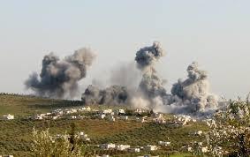 «Русский мир» в Сирії: 350 осіб стали жертвами російських авіаударів