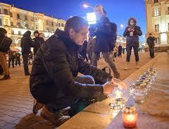 У Мінську пройшла акція пам'яті жертв сталінізму