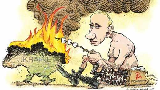 Стало известно, на какую страну нападет Путин после Сирии