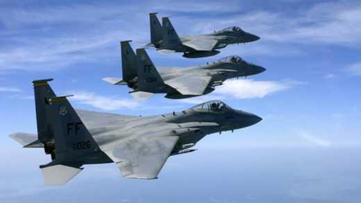 США и Турция решили вопрос защиты воздушного пространства