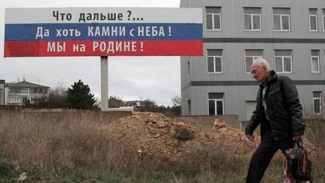 Уровень жизни в Крыму скоро будет похожа на «ЛДНР»
