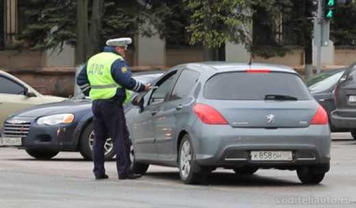 Нові величезні штрафи за номерні знаки на авто