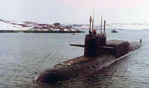 Россия предупредила Украину об атомных субмаринах в Черном море
