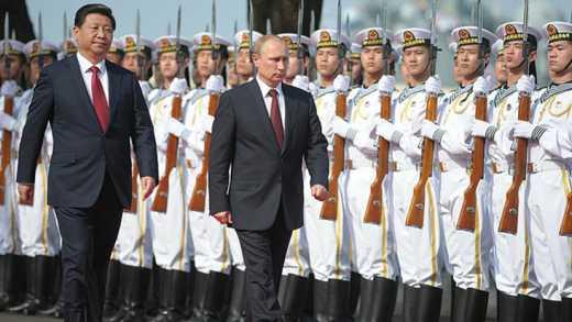 Китайские соц.сети подорвал хештег «РоссияВозвращаетКитайскуюЗемлю»