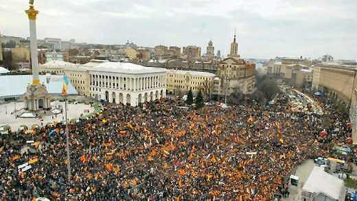 Порошенко объявил 21 ноября празником