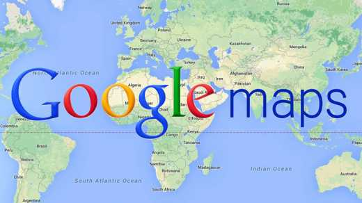 Google Maps подписал Донбас «Новороссией»