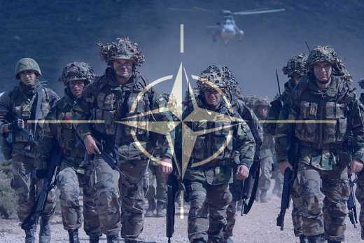 НАТО почали порівнювати з російськими військами