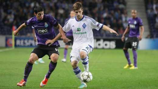 Порошенко поздравил «Динамо» с победой в гостях «Порту»