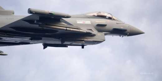 Над Атлантикою були перехоплені військові літаки РФ