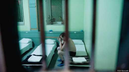 В «ЛНР» появилась «клетка»-вытрезвитель