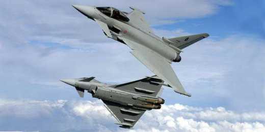 Над Балтикою перехоплені літаки РФ