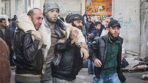 Росія атакувала Сирію забороненими касетними бомбами