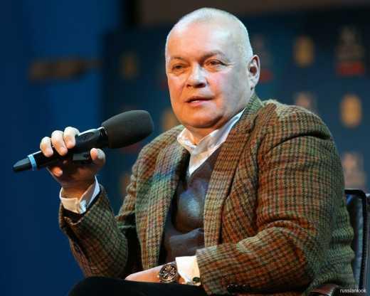 Дмитрий Киселев высказался против цензуры