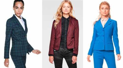 Стильно и комфортно: на сайте Розетки появилась новая коллекция женских жакетов