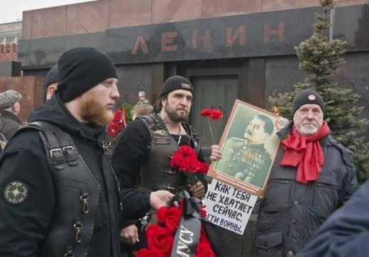 Россияне хотят чисток и крови (смотреть видео всем!)