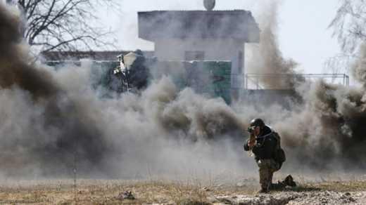 Выходной и не снился: боевики три раза обстреляли украинских военных