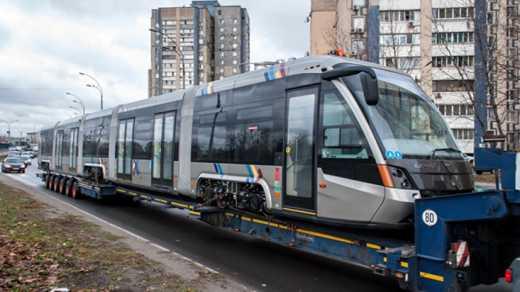 В Киеве будут эксклюзивные трамваи на 287 пассажиров (ФОТО)