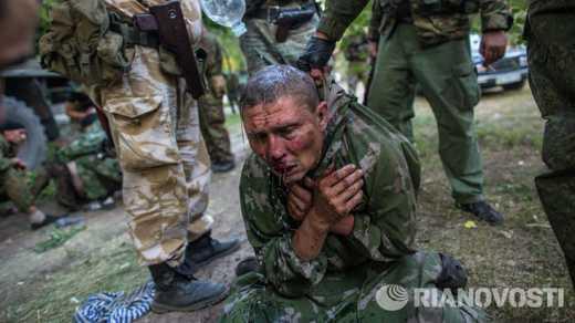 В плену у боевиков остаеться 141 украинец