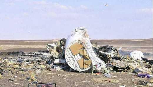 Стюардеса літака, що розбився над Єгиптом, розказала всю правду про причини аварії