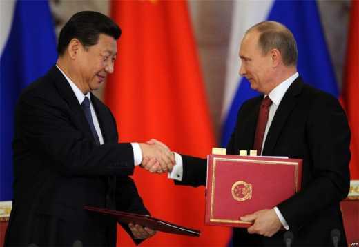 Россия передала Китаю участок земли