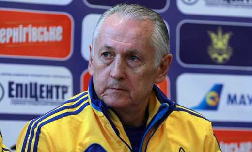 Уже відомий склад збірної України на матч зі Словенією