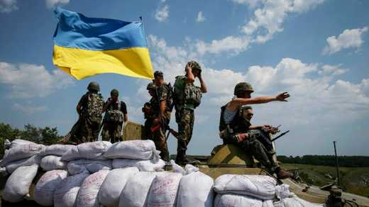 Бойцам АТО пожизненно запретят въезд на территорию России