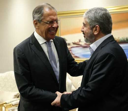 РФ не считает Хамас и Хизбаллу/Хезболлу террористическими организациями