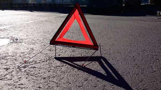 В Луганске в ДТП разбился охранник Плотницкого
