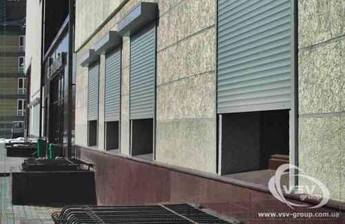 Защитные оконные роллеты по доступным ценам в компании VSV-Group