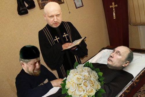 В мэрии Улан-Удэ умер Путин
