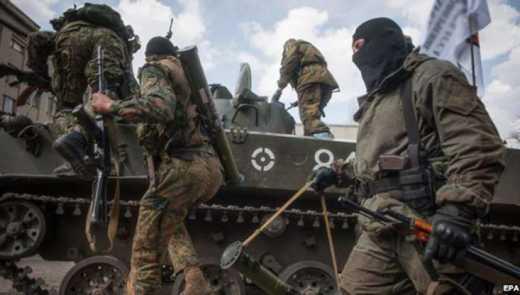 Пресс-центр АТО: Боевики начали наступление в новом направлении