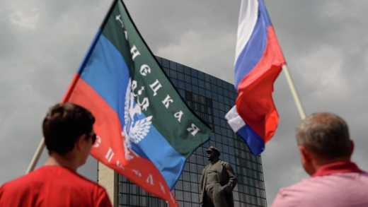 Разведка Минобороны: В Донецке собирают деньги на подарки военным РФ в размере 10 тысяч гривен с человека