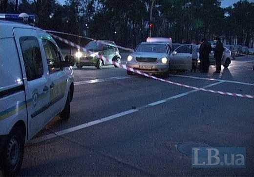 Патрульна поліція поклала на асфальт працівників карного розшуку