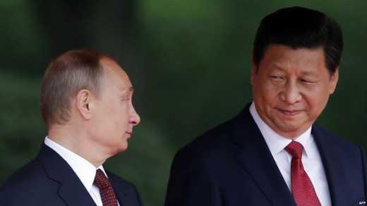 Россия постепенно становится вассалом Китая
