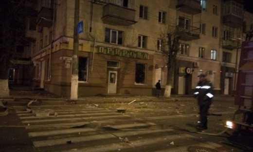 В Житомире подорвали жилой дом