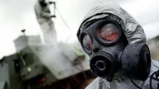 Reuters: Российские боевики в Сирии используют химическое оружие