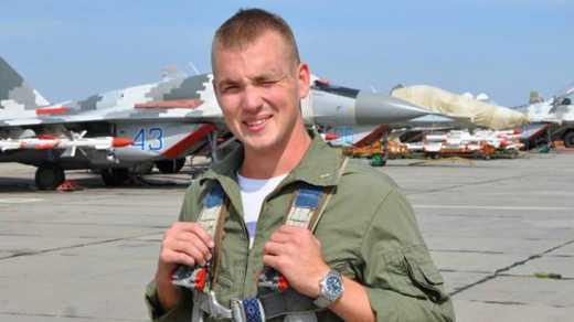 Генштаб назвал имя пилота, который разбился над Запорожьем