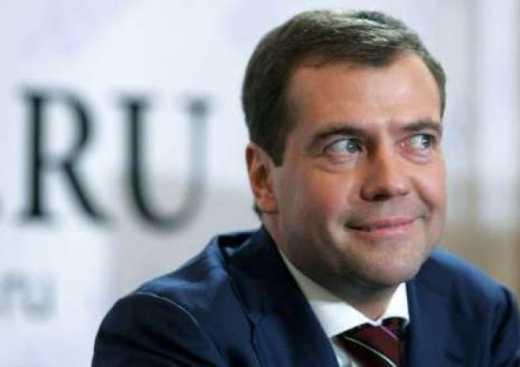 Сьогодні Медвєдєв придумуватиме санкції для турків