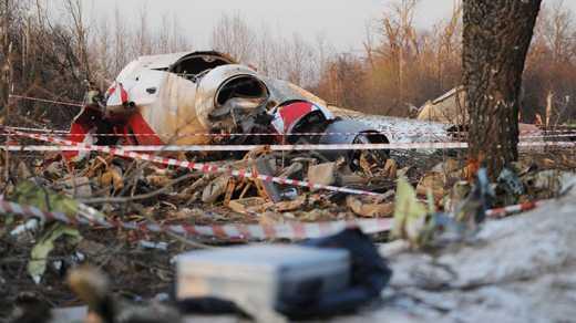Прокуратура Польши назвала причину крушения самолета президента Леха Качинского