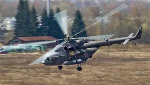 Авиакатастрофа вертолета РФ унесла жизни 15 пассажиров