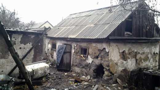 Армия РФ трижды совершила обстрел по украинским военным, а те в ответ не сделали ни одного выстрела