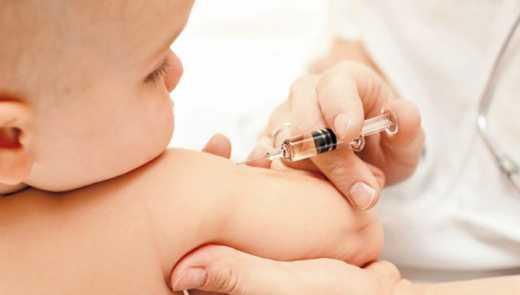 Зафиксирована первая смерть ребенка от прививки против полиомиелита