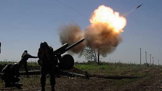 Война вернулась: российские оккупанты совершили 13 атак из разного, неотведенного оружия