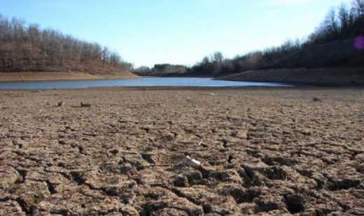 В Крыму рекордная засуха: вода уходит из колодцев, засоление почв