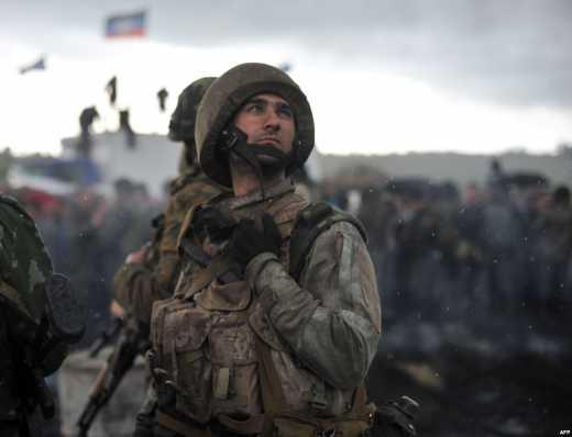 Российские террористы пошли в атаку на Донбасс со всех сторон