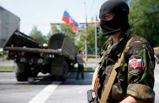 Бойовик «ЛНР» добровільно здався правоохоронцям