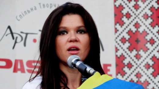 Руслана Лыжичко сказала, что сейчас Порошенко – как Янукович